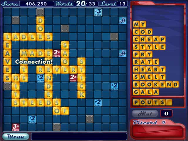 Word Slinger screenshot
