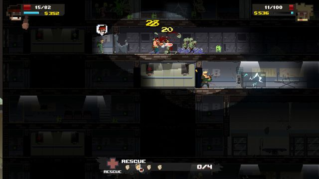 Trespassers screenshot
