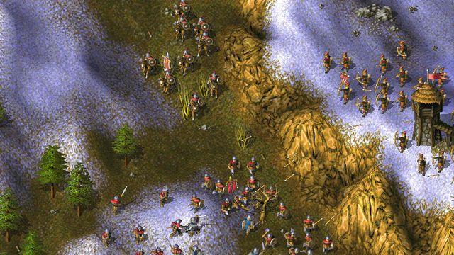 Knights and Merchants screenshot