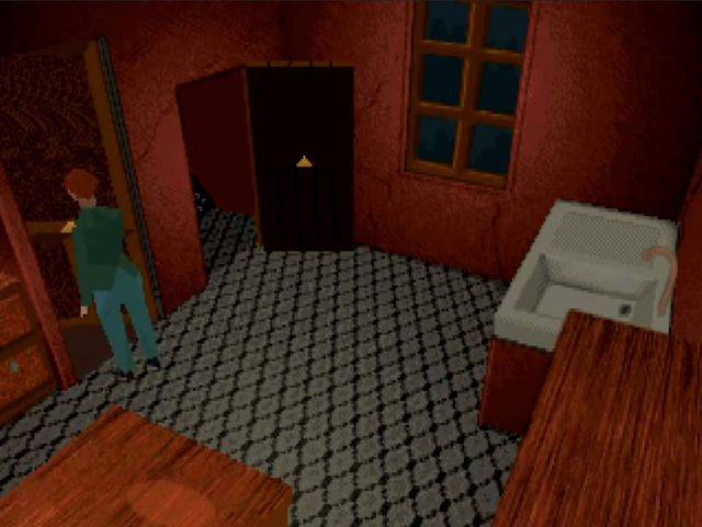 Alone in the Dark 1 screenshot