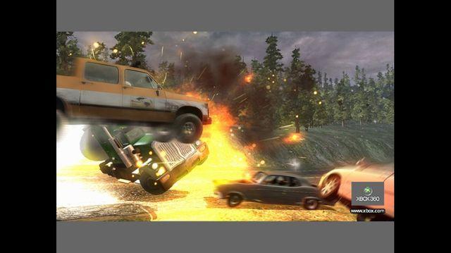 Stuntman: Ignition screenshot