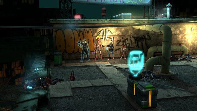 Shadowrun Chronicles: INFECTED Director's Cut screenshot