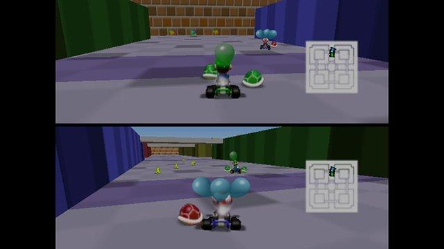 Mario Kart 64 (1996) screenshot