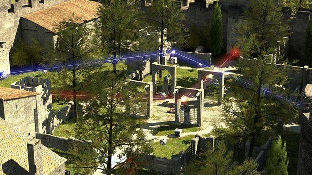 The Talos Principle VR screenshot