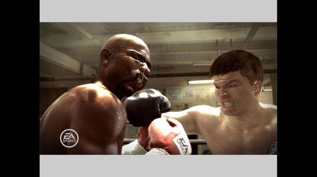 Fight Night Round 3 screenshot