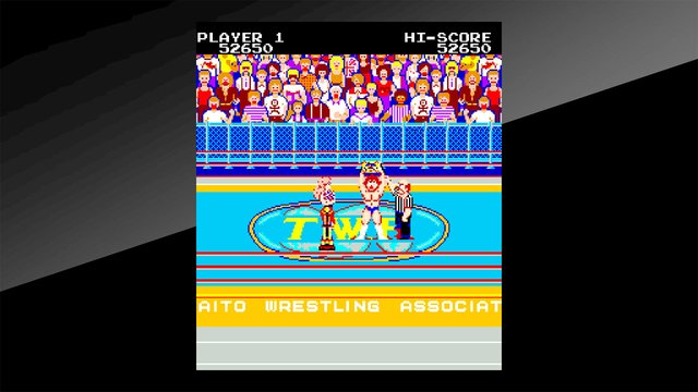 Arcade Archives MAT MANIA EXCITING HOUR screenshot