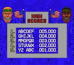 Total Carnage (1992) screenshot