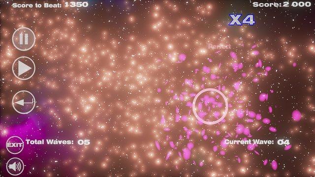 Radial Impact screenshot