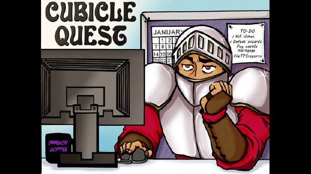 Cubicle Quest screenshot