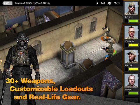 Breach & Clear screenshot
