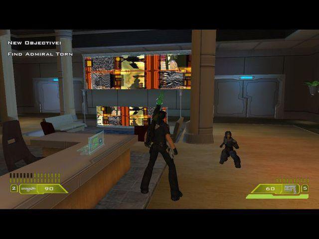 Advent Rising screenshot