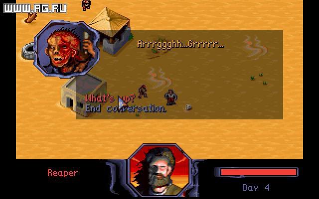 Burntime screenshot