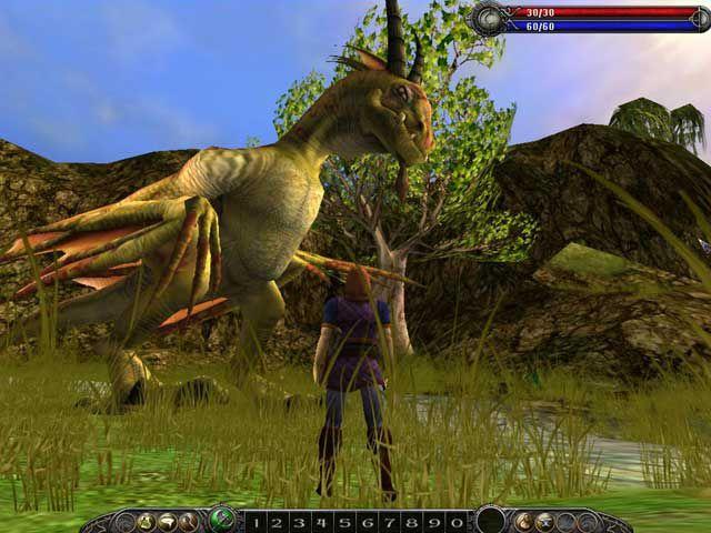 Asheron's Call 2: Fallen Kings screenshot