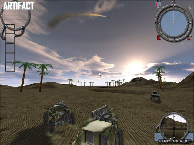 Artifact Rush screenshot