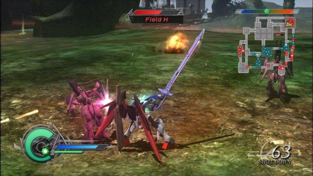 DW: GUNDAM 2 screenshot