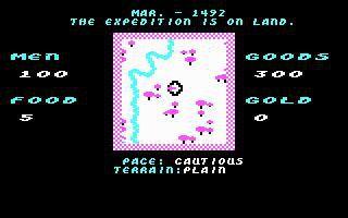 The Seven Cities of Gold (1984) screenshot