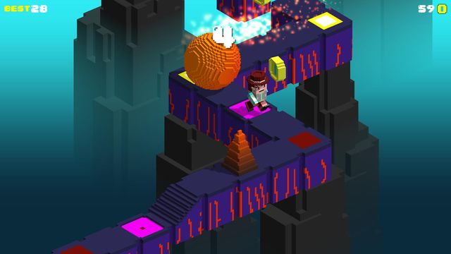 Temple Escape screenshot
