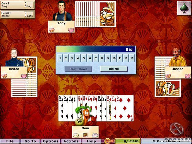 Hoyle Card Games 2005 screenshot