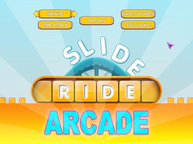 Slide Ride Arcade screenshot