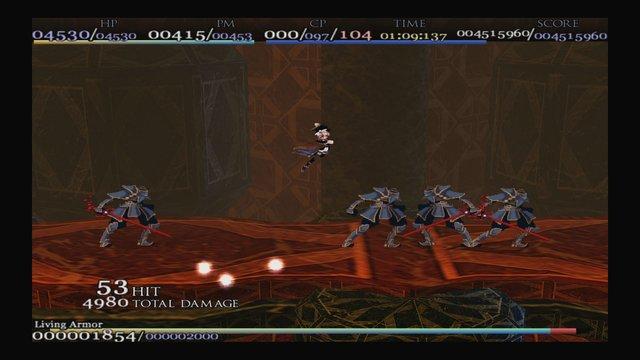Crescent Pale Mist screenshot