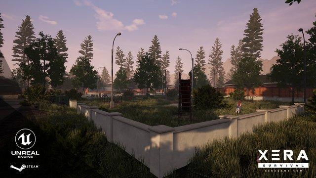 XERA: Survival screenshot