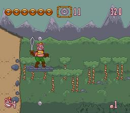 Power Piggs of the Dark Age screenshot