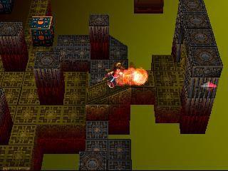 Wild Arms 2 (1999) screenshot