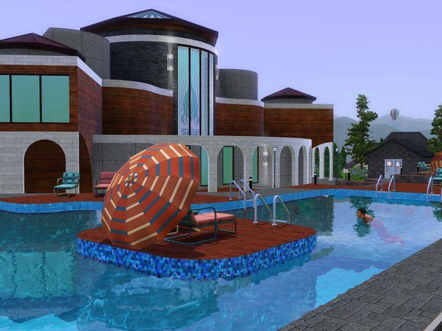 The Sims 3: Hidden Springs screenshot