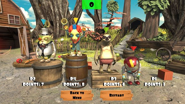 Animal Rivals screenshot