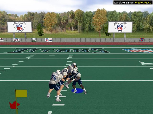 Madden NFL 2003 screenshot