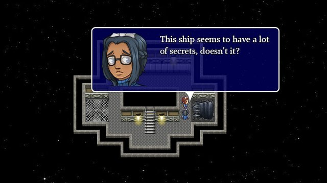 Space Pilgrim Academy: Year 2 screenshot