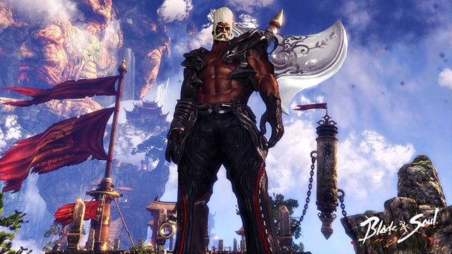 Blade & Soul screenshot