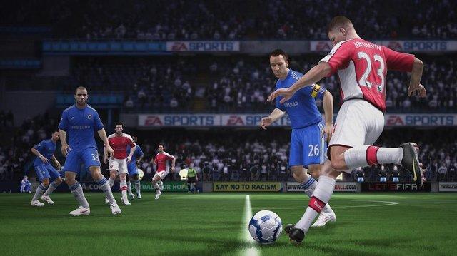 FIFA Soccer 11 screenshot
