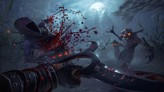 Shadow Warrior 2 Deluxe screenshot