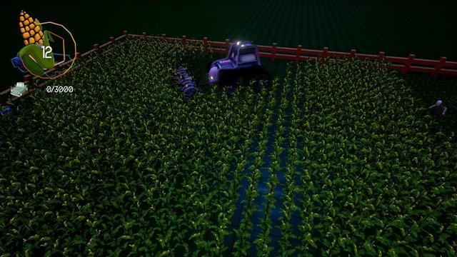 Death Tractor screenshot