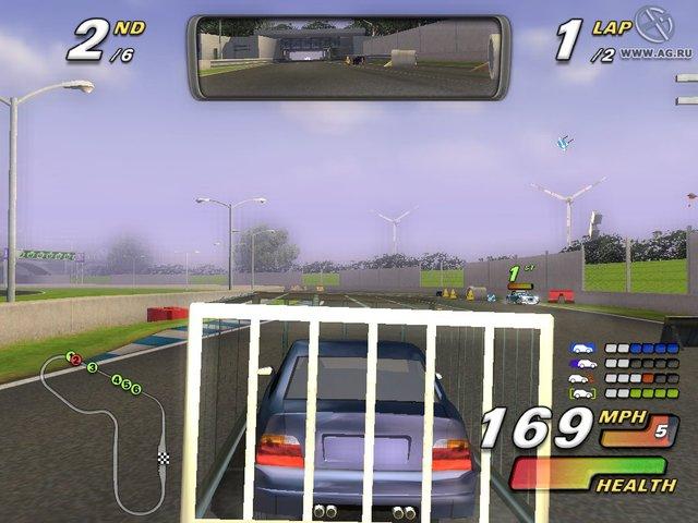 London Racer: Destruction Madness screenshot