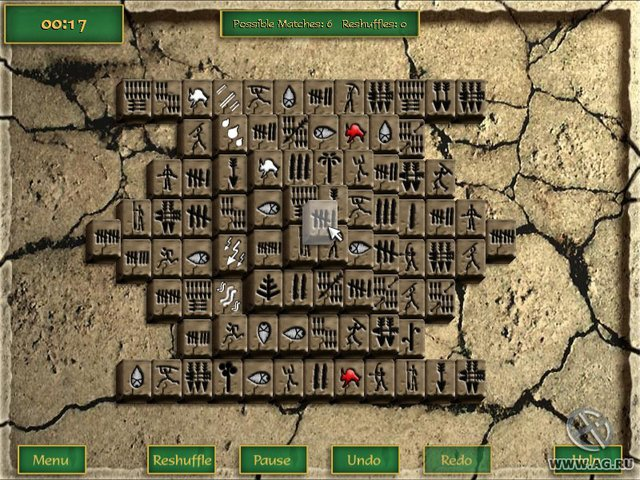 Ultimate Mahjongg 15 screenshot
