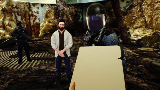 Gemini: Heroes Reborn screenshot