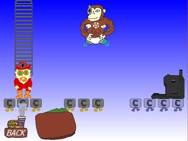 Chimps On A Blimp screenshot