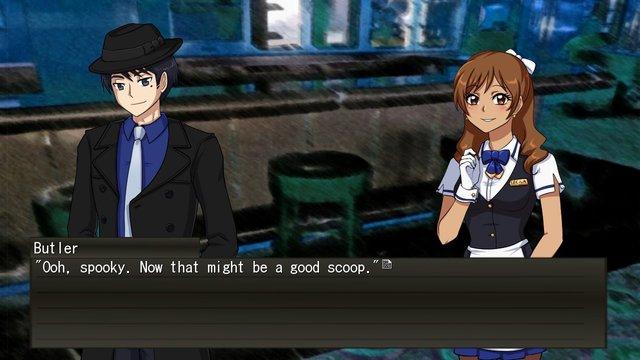 Detective Butler: Maiden Voyage Murder screenshot
