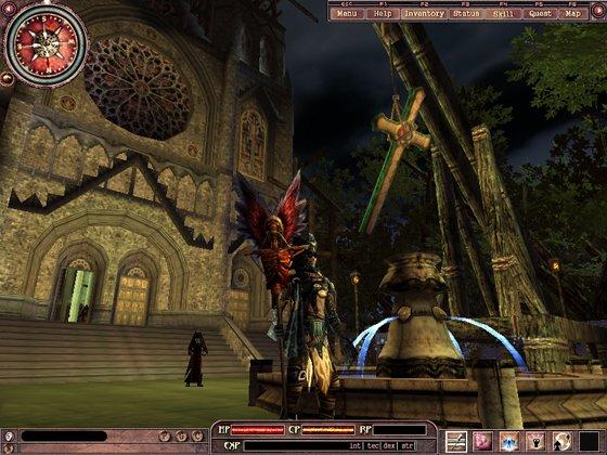 Rush Online screenshot