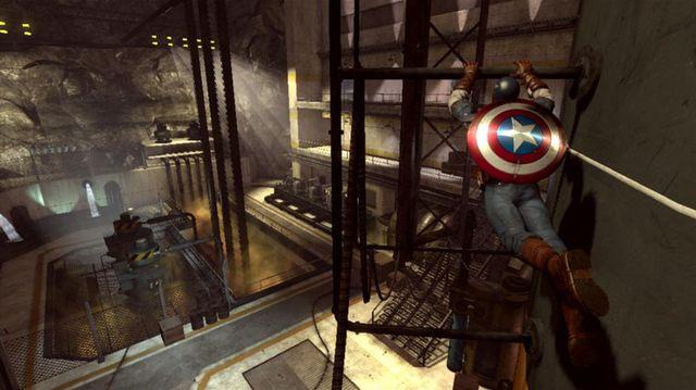 Captain America: Super Soldier screenshot
