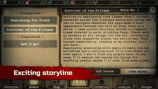 Day R Survival — Выживание в Апокалипсис СССР screenshot