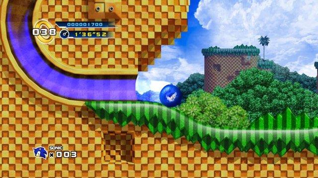 Sonic the Hedgehog 4 - Episode I screenshot