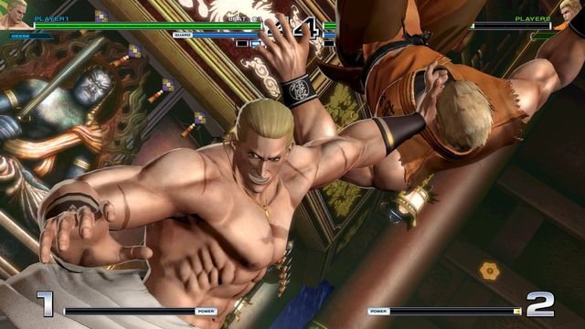 THE KING OF FIGHTERS XIV STEAM EDITION screenshot