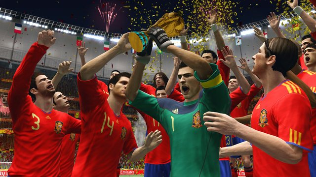 2010 FIFA World Cup: South Africa screenshot