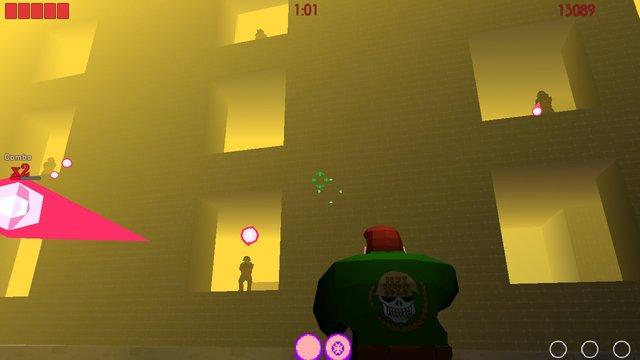 Cold Vengeance screenshot