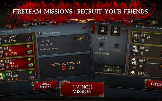 Warhammer 40,000: Carnage screenshot