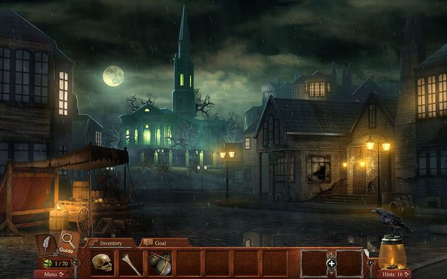 Midnight Mysteries: Devil on the Mississippi - Collector's Edition screenshot