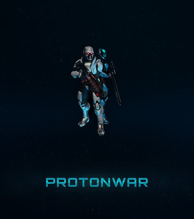 Protonwar screenshot